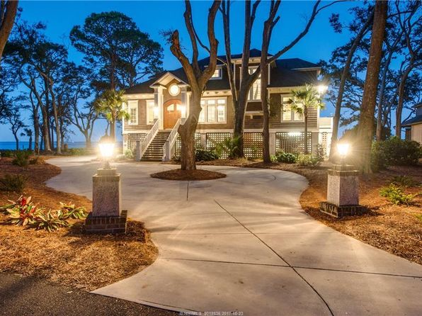 4 bed 5 bath Single Family at 24 CHINA COCKLE WAY HILTON HEAD ISLAND, SC, 29926 is for sale at 1.70m - 1 of 50