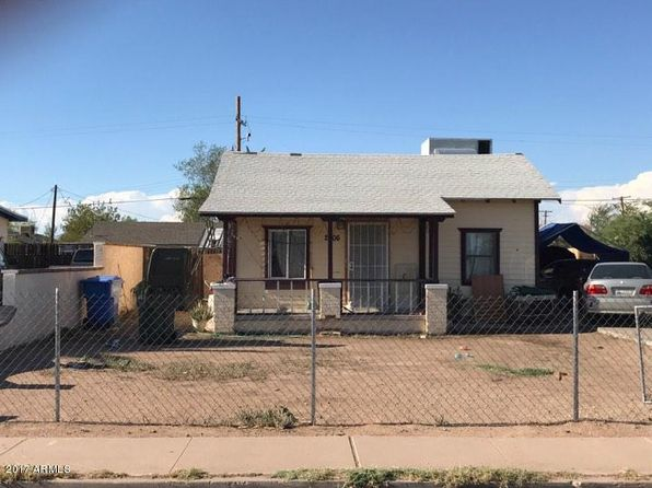 2 bed 1 bath Single Family at 2906 W Polk St Phoenix, AZ, 85009 is for sale at 90k - 1 of 13