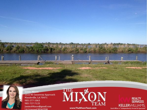 3 bed null bath Vacant Land at 451 S Chenier Dr Madisonville, LA, 70447 is for sale at 50k - 1 of 9