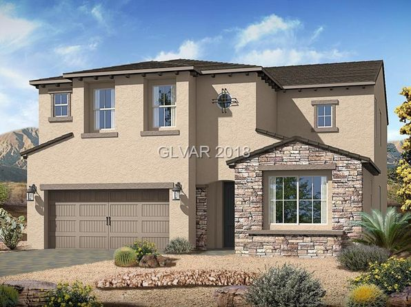 5 bed 4 bath Single Family at 397 Pearl Fountains Ct Las Vegas, NV, 89148 is for sale at 569k - google static map
