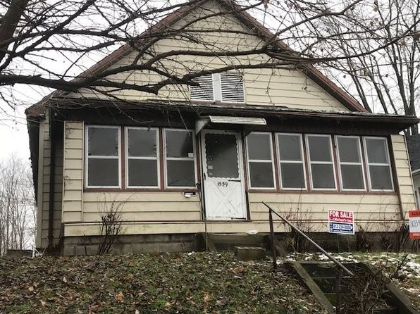 2 bed 1 bath Single Family at 1559 S 17th St Terre Haute, IN, 47802 is for sale at 9k - 1 of 10