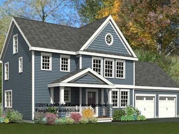 3 bed 2.5 bath Condo at  Lot 1 Edgar Dr Acton, MA, 01720 is for sale at 690k - 1 of 6