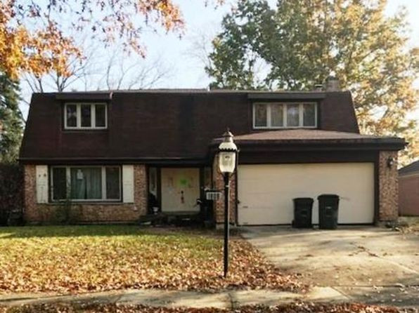 5 bed 3 bath Single Family at 1609 Longmeadow Dr Glenview, IL, 60026 is for sale at 475k - google static map