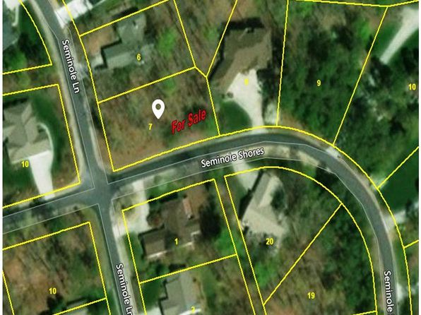 null bed null bath Vacant Land at 301 Seminole Shrs Loudon, TN, 37774 is for sale at 15k - 1 of 2