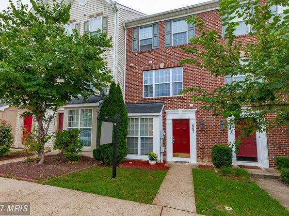 3 bed 3 bath Townhouse at 607 Tivoli Rd Frederick, MD, 21703 is for sale at 230k - 1 of 30