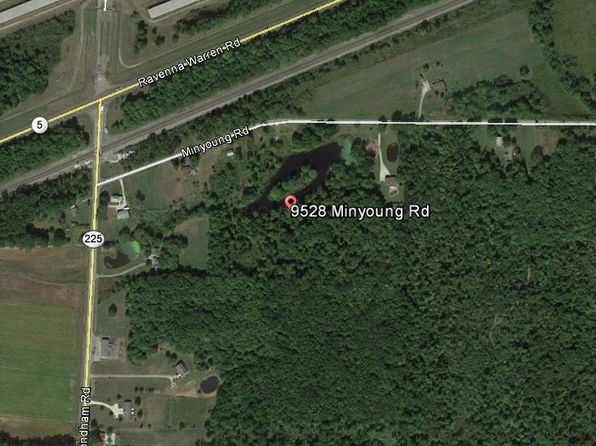 null bed null bath Vacant Land at 9528 Minyoung Rd Ravenna, OH, 44266 is for sale at 100k - 1 of 3