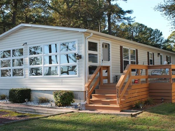 2 bed 2 bath Mobile / Manufactured at 35611 E Harbor Dr Millsboro, DE, 19966 is for sale at 60k - 1 of 19