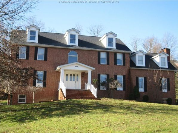 4 bed 4.1 bath Single Family at 525 Woodbridge Dr Charleston, WV, 25311 is for sale at 349k - 1 of 14