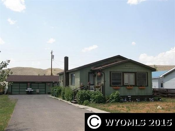 2 bed 1 bath Single Family at 306 CARSON ST DUBOIS, WY, 82513 is for sale at 120k - 1 of 8
