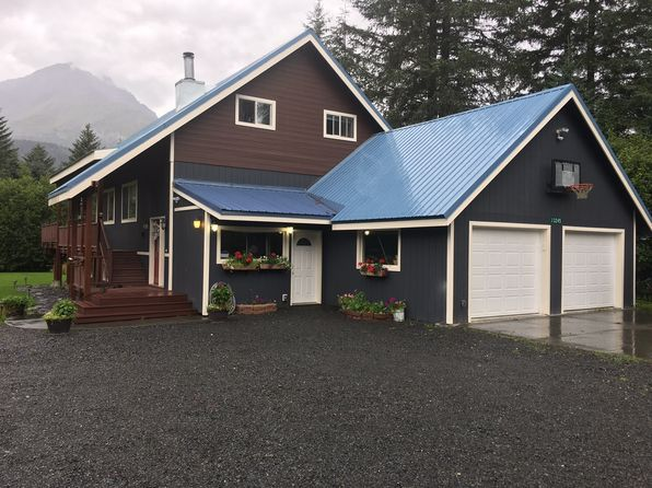 5 bed 3 bath Single Family at 13245 Cherrywood Ln Seward, AK, 99664 is for sale at 370k - 1 of 29