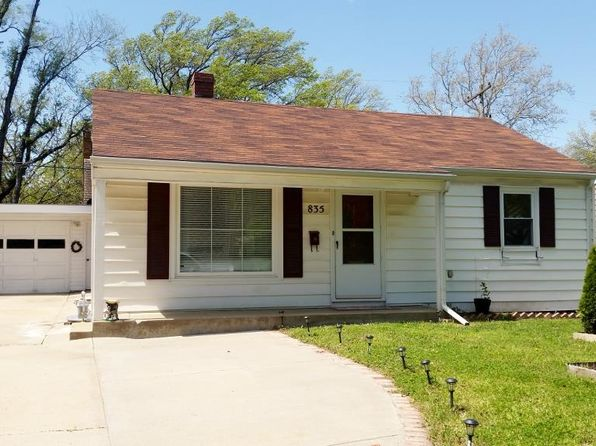 2 bed 2 bath Single Family at 835 SW Anderson Ter Topeka, KS, 66606 is for sale at 82k - 1 of 6