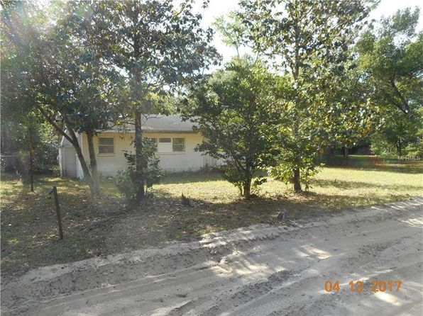 3 bed 2 bath Single Family at 48101 2ND ST ALTOONA, FL, 32702 is for sale at 99k - 1 of 9