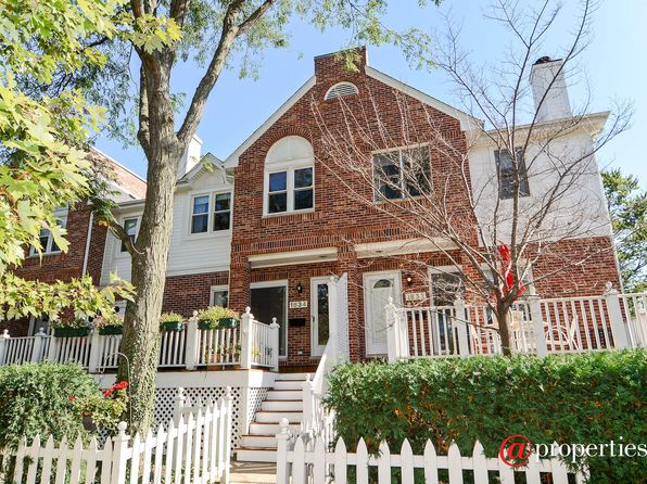 3 bed 4 bath Townhouse at 1834 Prairie St Glenview, IL, 60025 is for sale at 450k - 1 of 18