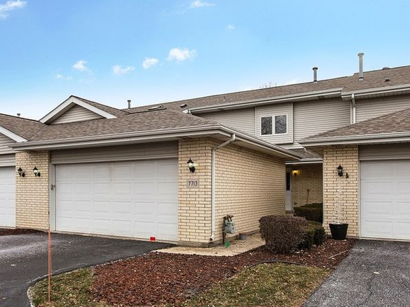 2 bed 2 bath Townhouse at 7713 W 158th Ct Orland Park, IL, 60462 is for sale at 200k - 1 of 10