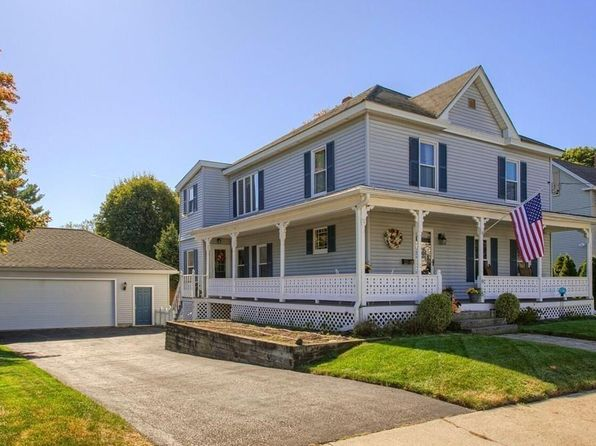 3 bed 2 bath Single Family at 85 Harrison St Leominster, MA, 01453 is for sale at 290k - 1 of 30