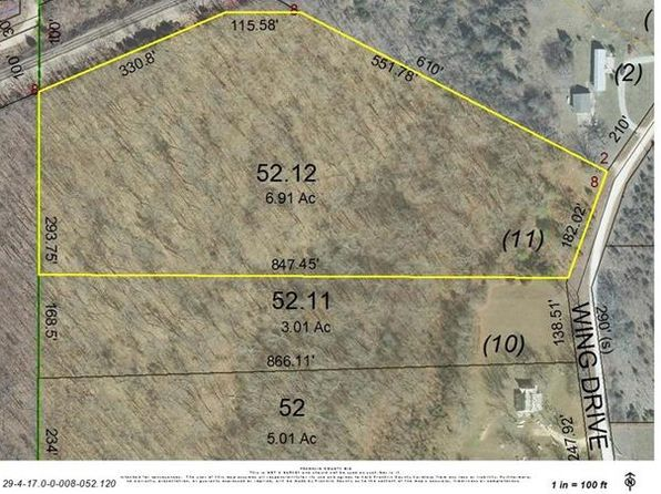 null bed null bath Vacant Land at 551 Wing Dr Saint Clair, MO, 63077 is for sale at 25k - 1 of 2