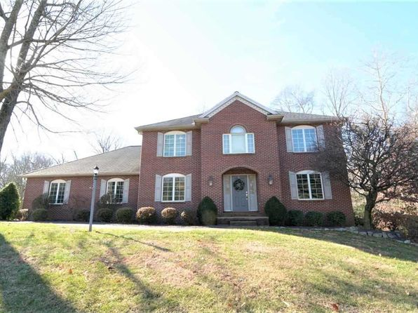 4 bed 4 bath Single Family at 1311 Hunters Ridge Ct Evansville, IN, 47725 is for sale at 375k - 1 of 36