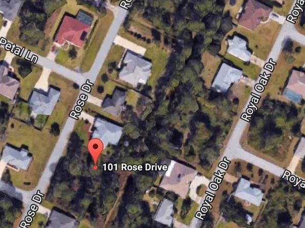 null bed null bath Vacant Land at 101 ROSE DR PALM COAST, FL, 32164 is for sale at 19k - 1 of 10