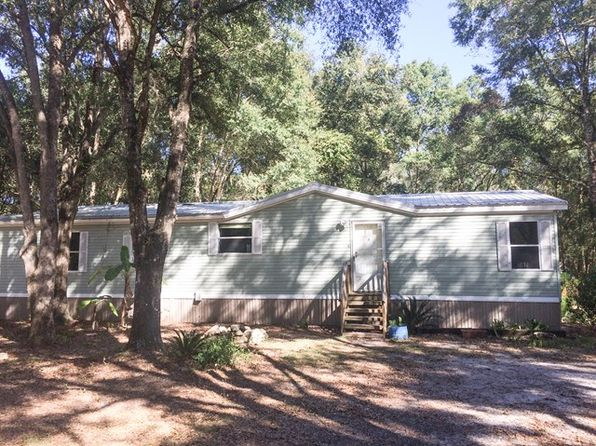 3 bed 2 bath Mobile / Manufactured at 30 NE 605th St Old Town, FL, 32680 is for sale at 50k - 1 of 25