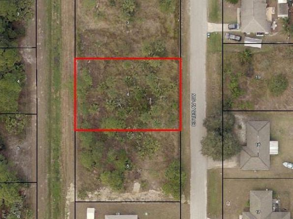 null bed null bath Vacant Land at 530 ESTES AVE SW PALM BAY, FL, 32908 is for sale at 8k - google static map