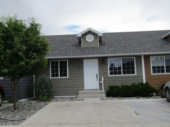 2 bed 1 bath Townhouse at 1613 Stella Ct Cody, WY, 82414 is for sale at 150k - 1 of 19