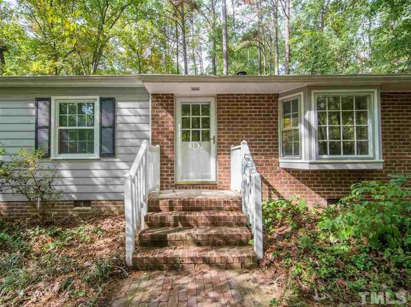 3 bed 2 bath Single Family at 103 Kings Mountain Ct Chapel Hill, NC, 27516 is for sale at 249k - 1 of 14