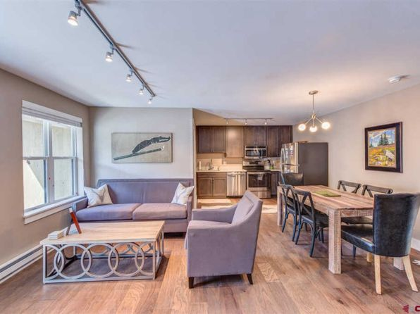 2 bed 1 bath Condo at  20 Marcellina Lane Mt. Crested Butte, CO, 81224 is for sale at 249k - 1 of 10