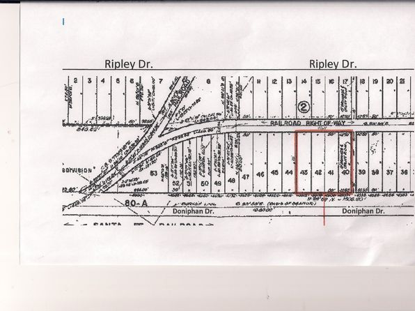 null bed null bath Vacant Land at 4610 Doniphan Dr El Paso, TX, 79922 is for sale at 375k - 1 of 3