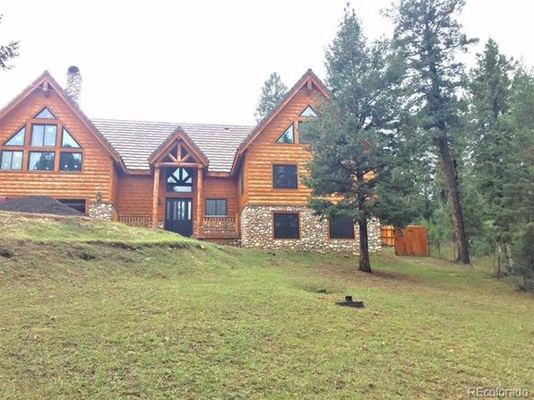 4 bed 3 bath Single Family at 27945 Alabraska Ln Evergreen, CO, 80439 is for sale at 845k - google static map