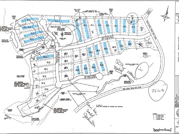 null bed null bath Vacant Land at 0 Beau Rivage Dr Madison, GA, 30650 is for sale at 275k - 1 of 9