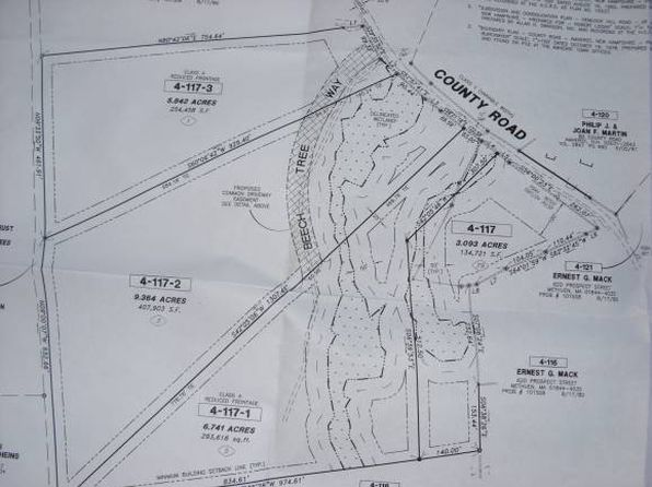 null bed null bath Vacant Land at 2 Beech Tree Way Amherst, NH, 03031 is for sale at 125k - 1 of 15