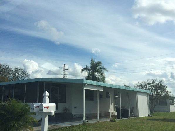 2 bed 1 bath Mobile / Manufactured at 2510 Sylvia Ln Venice, FL, 34292 is for sale at 19k - 1 of 12