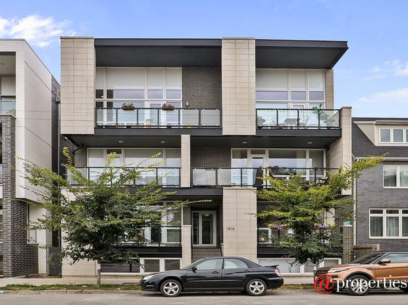 2 bed 2 bath Condo at 1816 N California Ave Chicago, IL, 60647 is for sale at 499k - 1 of 21