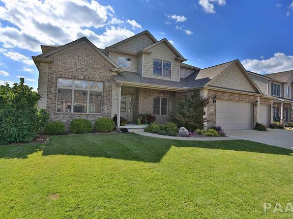 5 bed 4 bath Single Family at 6809 N Basket Oak Dr Edwards, IL, 61528 is for sale at 355k - 1 of 36