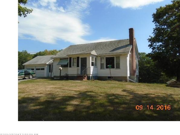 3 bed 1 bath Single Family at 830 Bath Rd Wiscasset, ME, 04578 is for sale at 160k - 1 of 27