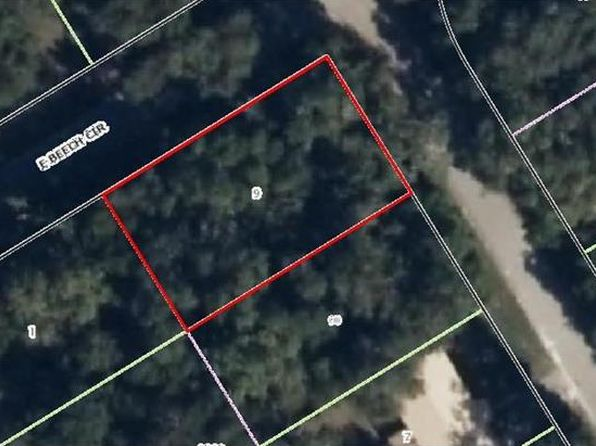 null bed null bath Vacant Land at 720 S JUNIPER WAY INVERNESS, FL, 34450 is for sale at 4k - google static map