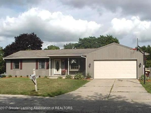 3 bed 2 bath Single Family at 1920 Tupelo Trl Holt, MI, 48842 is for sale at 165k - 1 of 25