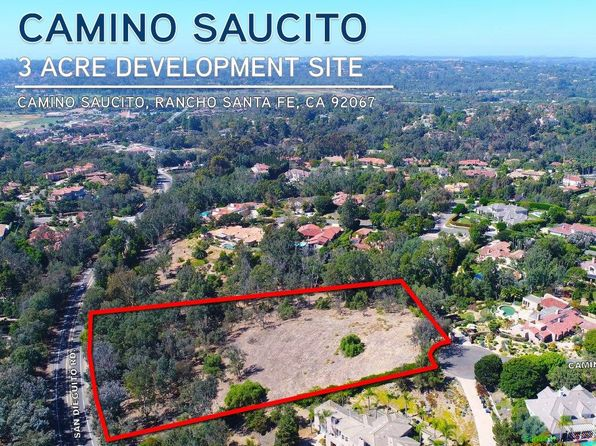 null bed null bath Vacant Land at 000 Camino Saucito Rancho Santa Fe, CA, 92067 is for sale at 1.99m - 1 of 14