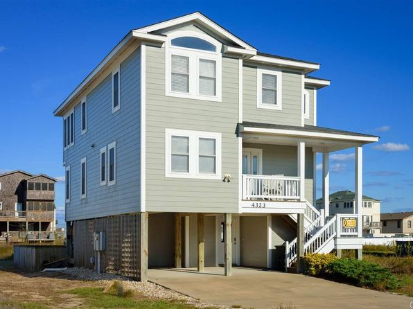 4 bed 5 bath Single Family at 4323 Lindbergh Ave Kitty Hawk, NC, 27949 is for sale at 549k - 1 of 30