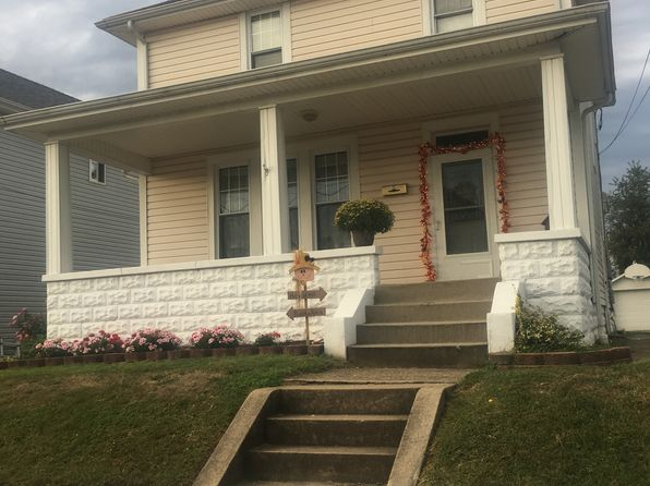 3 bed 2 bath Single Family at 1706 3rd St Moundsville, WV, 26041 is for sale at 140k - 1 of 13