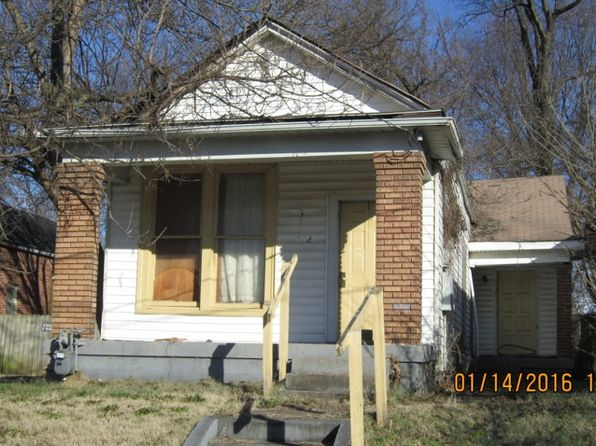 1 bed 1 bath Single Family at 2641 W Kentucky St Louisville, KY, 40211 is for sale at 6k - 1 of 11