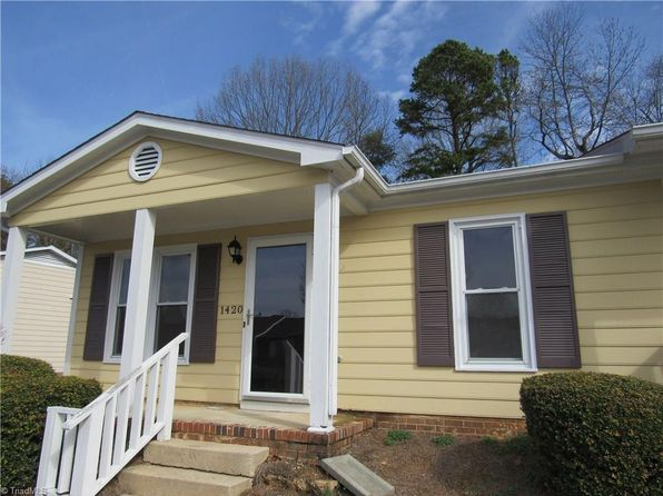 2 bed 2 bath Single Family at 1420 Bailey Cir High Point, NC, 27262 is for sale at 65k - 1 of 11