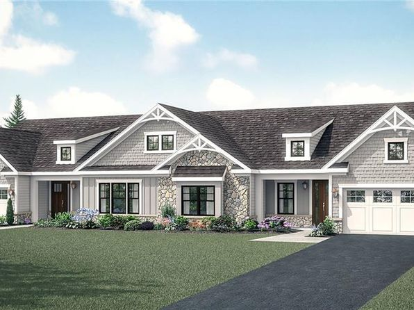 2 bed 2 bath Single Family at 23 River Birch Lane Lot # 19 Penfield, NY, 14580 is for sale at 298k - google static map