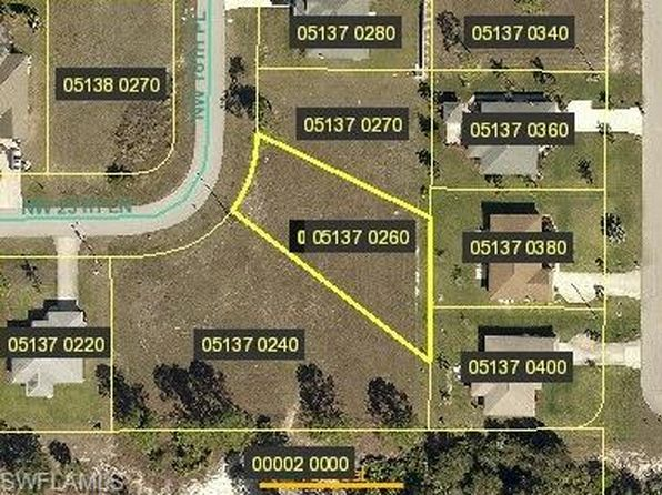 null bed null bath Vacant Land at 2545 NW 16TH PL CAPE CORAL, FL, 33993 is for sale at 9k - google static map