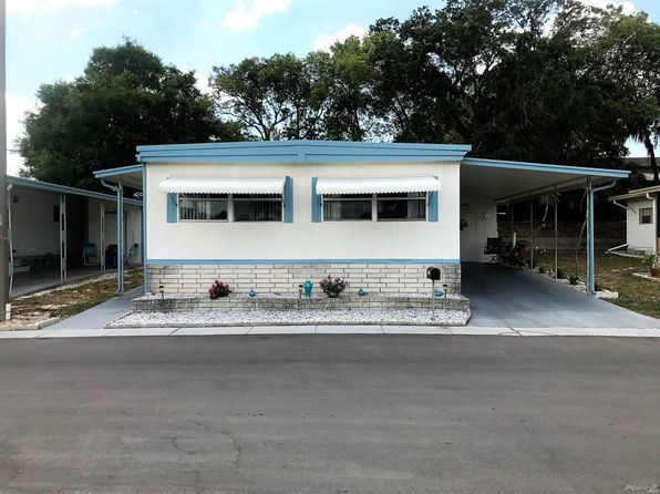 2 bed 2 bath Mobile / Manufactured at 6533 Accent Ln New Port Richey, FL, 34653 is for sale at 14k - 1 of 57