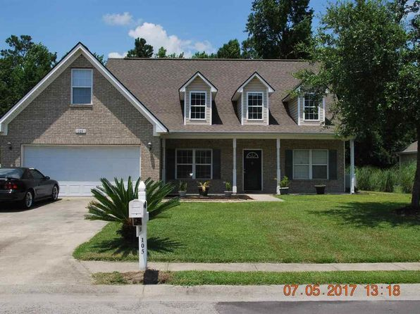 4 bed 3 bath Single Family at 105 Jessica Lakes Dr Conway, SC, 29526 is for sale at 163k - 1 of 16