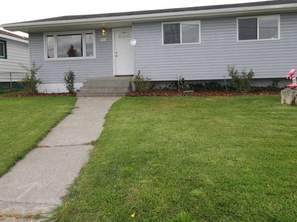 4 bed 2 bath Single Family at 5317 N Crestline St Spokane, WA, 99207 is for sale at 154k - 1 of 20