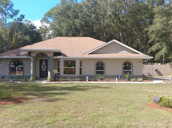 3 bed 2 bath Single Family at 5580 S Garcia Ter Inverness, FL, 34452 is for sale at 162k - 1 of 24