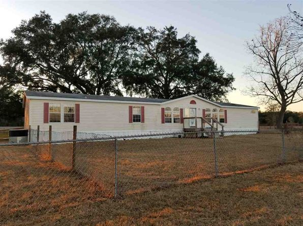 4 bed 2 bath Mobile / Manufactured at 2857 SE CORINTH CHURCH RD LEE, FL, 32059 is for sale at 57k - 1 of 32