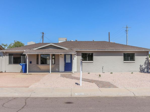 4 bed 2 bath Single Family at 1027 S Siesta Ln Tempe, AZ, 85281 is for sale at 264k - google static map